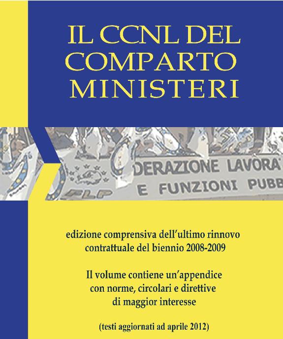 CCNL DEL COMPARTO MINISTERI