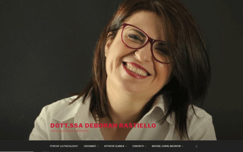 Dott.ssa Deborah Rastiello