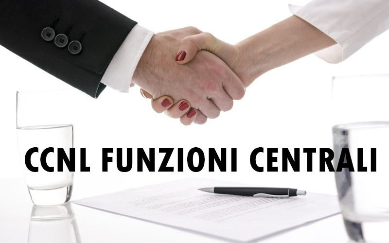 CCNL Funzioni Centrali: prosegue il negoziato